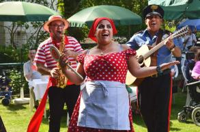 Italienische Hochzeit Band